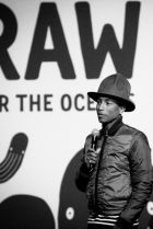 Pharell Williams announces its latest collaboration with G-Star