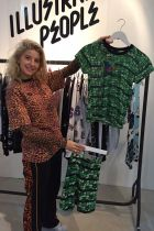 Poisonous animal prints at Illustrated People, Pure London