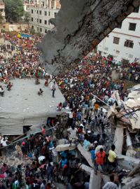 Rana Plaza factory collapse 2013