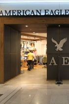 Retail space of American Eagle Outfitters