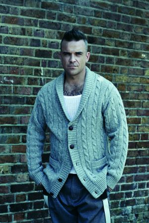 Robbie Williams in Farrell