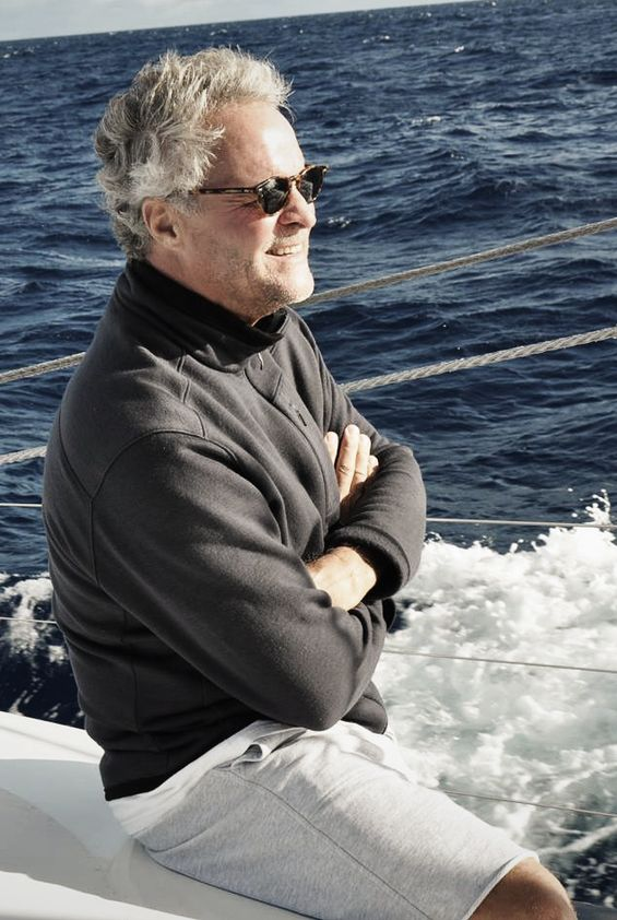 Robert Polet, former Gucci CEO and new partner in North Sails