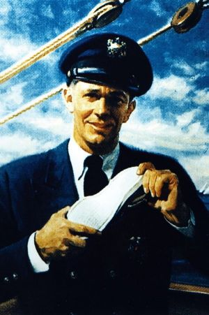 Sailor Paul Sperry, who founded the brand in 1935