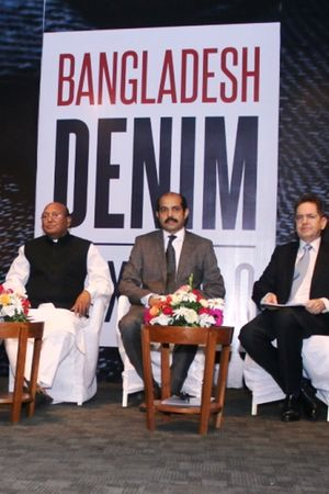 Second edition of the Bangladesh Denim Expo in Dhaka