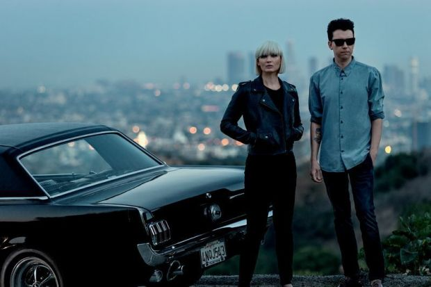 Selected x The Raveonettes fall/winter 2014 campaign