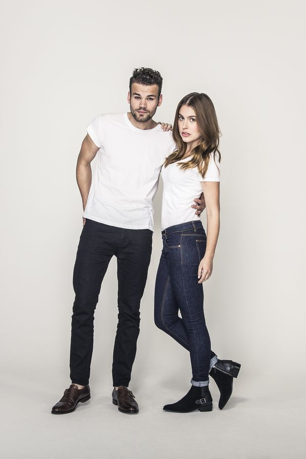 Selfnation jeans for men and woman
