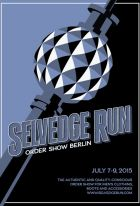 Selvedge Run poster