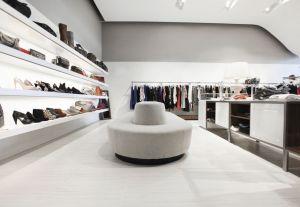 Shoe area of Standard Style