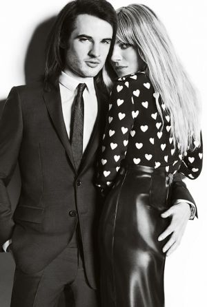 Sienna Miller and Tom Sturridge for Burberry