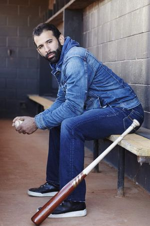 Silver Jeans Co. in cooperation with Baseball player Jose Bautista
