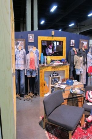 Silver Jeans at Project Show Las Vegas
