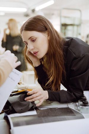 Singer Lykke Li at work with & Other Stories