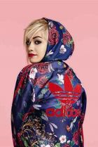 Singer Rita Ora collaborates with Adidas Originals