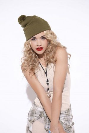 Singer Rita Ora is the new face of Superga