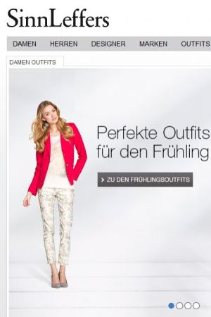 SinnLeffers starts with e-commerce