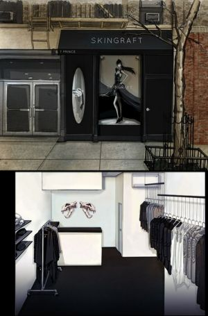 Skingraft to open store in New York