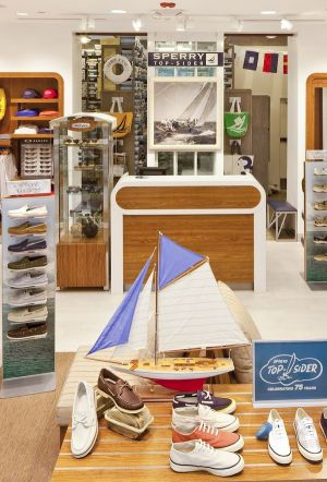 Sperry Top-Sider store in Tampa, Florida