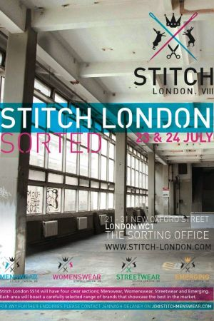 Stitch London: new name, new area, new womenswear