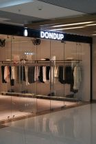 Store front of Dondup in Moscow