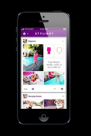 Stylight iPhone App