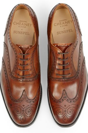 Sunspel X Joseph Cheaney & Sons