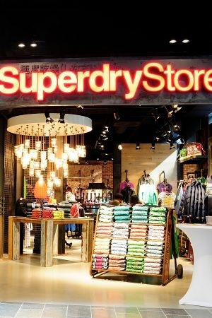 the latest b2ea1 894c9 Stories: Superdry opens first store in Saxony
