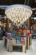 Superdry's new store in Donau Zentrum.