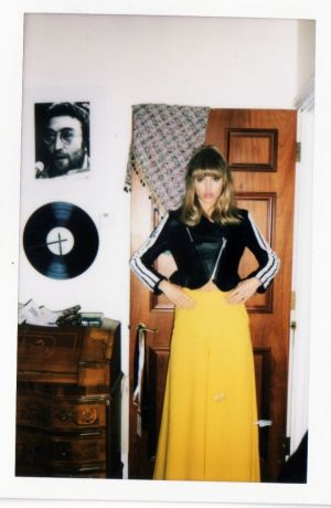 Superga's new face: Suki Waterhouse