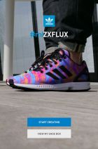 Surface of the #miZXFLUX app