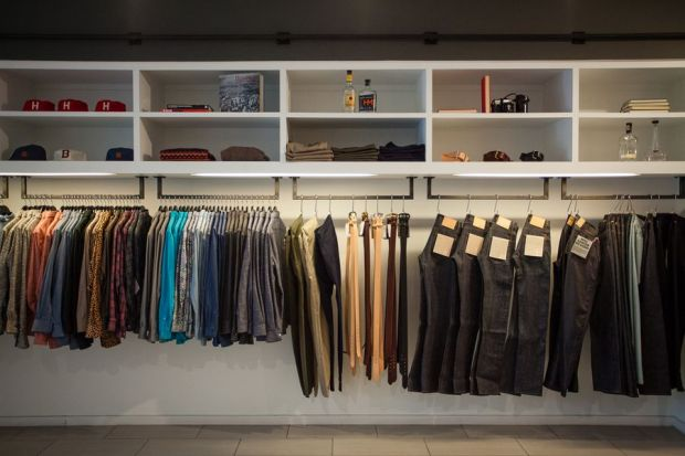 "The Class Room is establishing as a ""go-to"" store for raw denim in Houston"