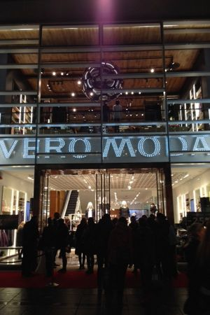 The Vero Moda store in Stuttgart is the biggest in Europe