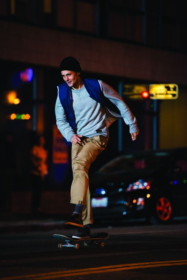 Stories: Levi's launches skateboarding collection
