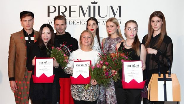 The winners of the 17th Premium Young Designers Award