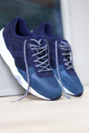 The BWGH x Puma R698 sneaker 'Bluefield'