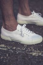 The 'Classic Superga 2750 Heritage style' is the result of the collab between Superga and Edwin