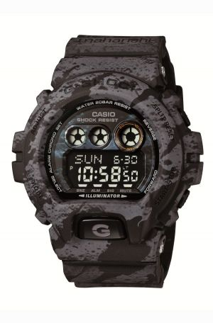 The GD-X6900MH by G-Shock and Maharishi