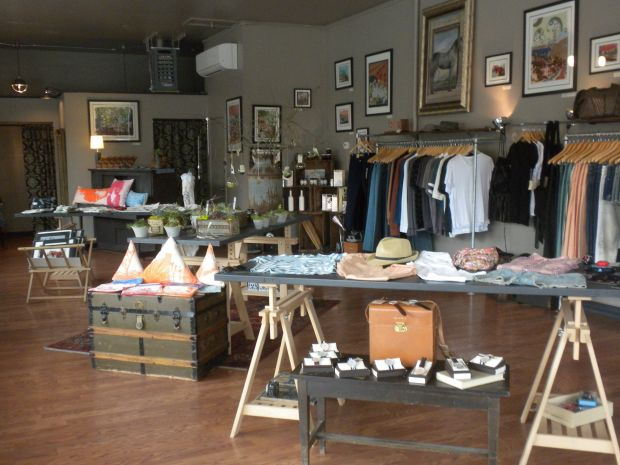 The Mercantile Shop