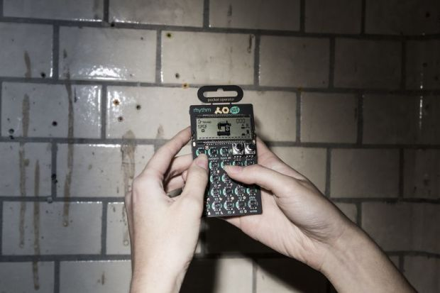 The Pocket Operator (synthesizer) is sold at 59€