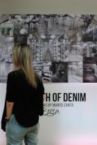 """The birth of denim"" photo exhibition in Amsterdam"