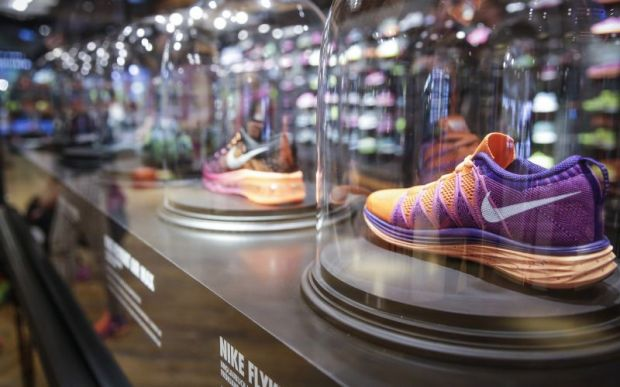 The new Nike Flyknit Lunar2