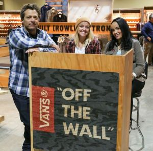 The team at Vans