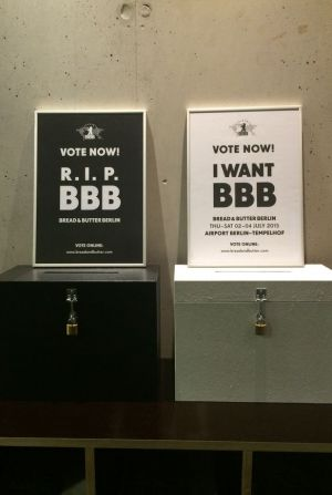 The voting has apprently been positive for BBB