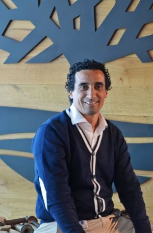Timberland's new Vice President Sales EMEA: Mariano Alonso