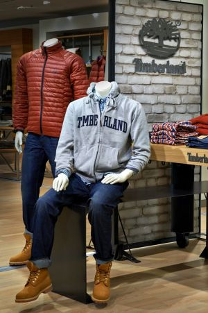 Timberland on German expansion path.