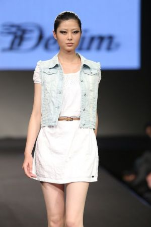 Tom Tailor Denim fashion show at Chic