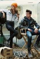 Tom Tailor denim campaign