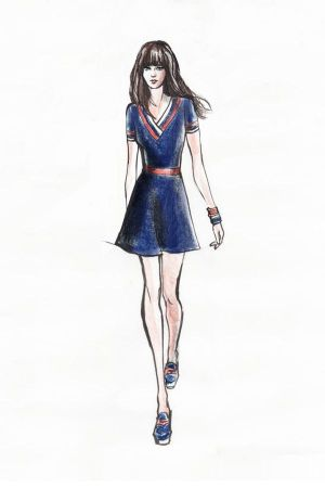 Tommy Hilfiger teams up with actress Zooey Deschanel