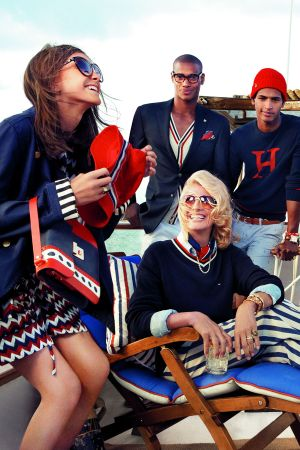 Tommy Hilfiger to start Home Collection