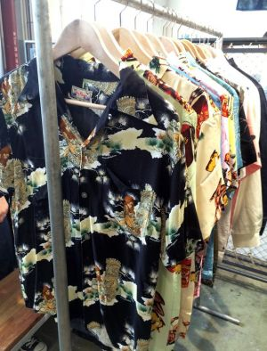 Top trend: Hawai shirts, here by Dry Bones
