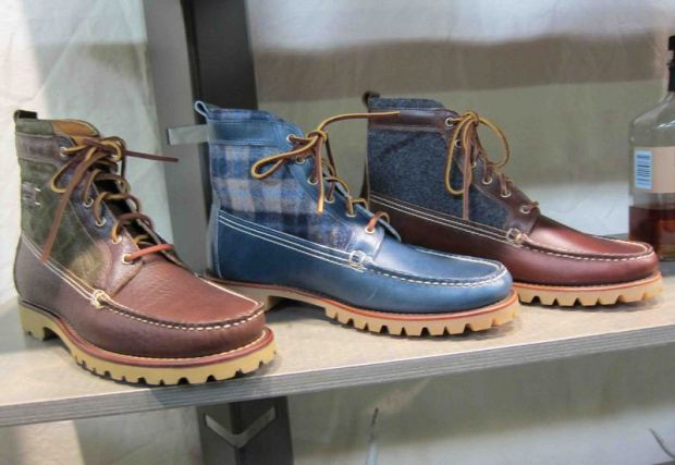 Trask boots at Project